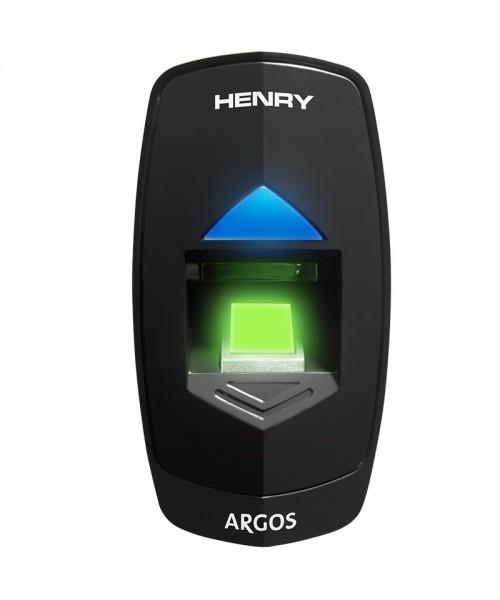 Controle de Acesso Henry Argos Adv Biometria e Prox