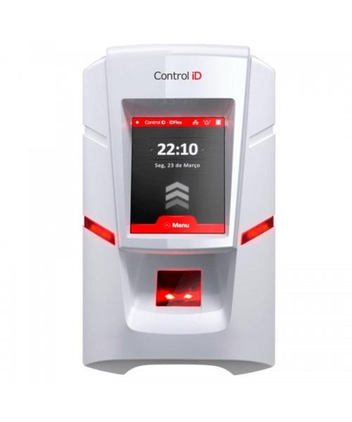 Controle de Acesso Control iD iDFit 4x2 Biometria Branco