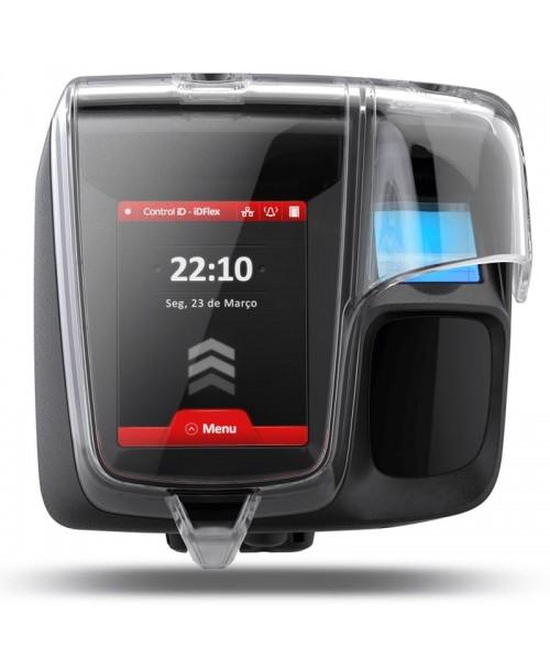 Controle de Acesso Control iD iDFlex PRO Biometria e Mifare IP65