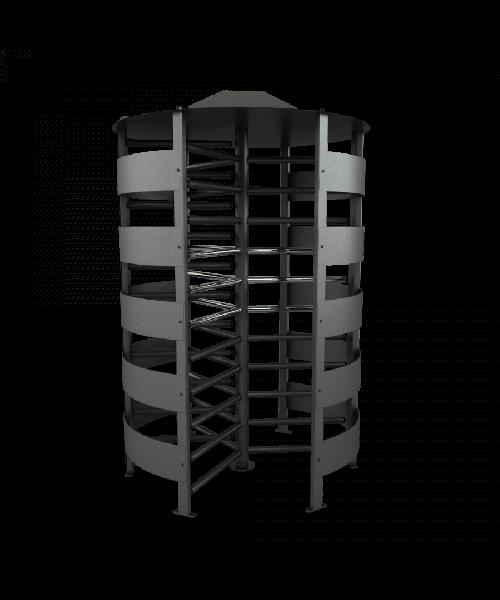 Torniquete Foca FET3-100 com braços em Inox