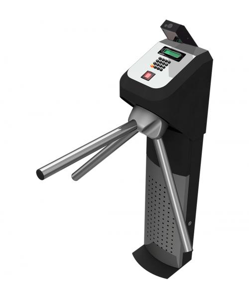 Catraca de Acesso Lumen SF Henry Biometria e Leitor Omni