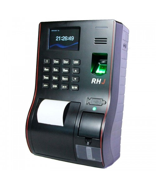 Relógio de Ponto Eletrônico Biométrico e Proximidade RHJ