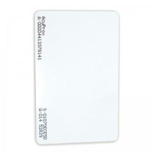 Cartão de Proximidade Iso Card sem personalização