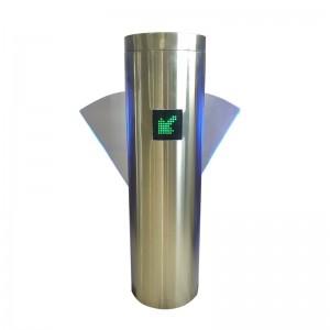 Catraca Flap AJ Biometria e Proximidade Central Henry
