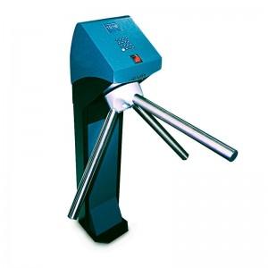 Catraca de Acesso Pedestal Fácil Henry Biométrica