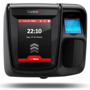Controle de Acesso Control iD iDFlex PRO Biometria e Mifare