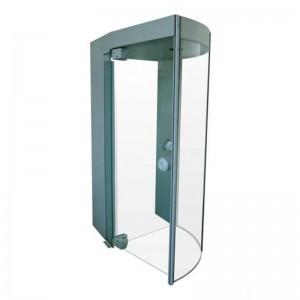 Porta Semi giratória com detector de metais Redor
