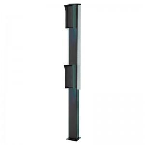 Totem para Controle de Acesso 45cm com Expansão